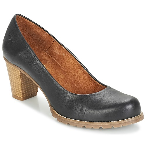 Sapatos Mulher Escarpim Casual Attitude HARCHE Preto