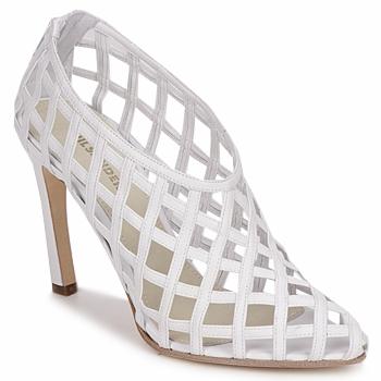 Sapatos Mulher Sandálias Jil Sander JS16107 Branco