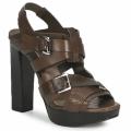 Sapatos Mulher Sandálias Michael Kors MOWAI Toupeira