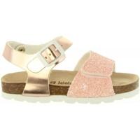 Sapatos Rapariga Sandálias Cheiw 47124 Rosa
