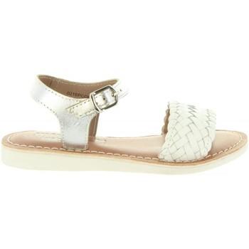 Sapatos Rapariga Sandálias MTNG 47241 Blanco