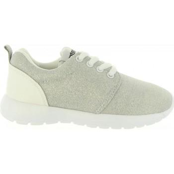 Sapatos Rapariga Sapatilhas MTNG 47305 CAISY Plateado