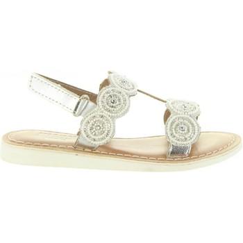 Sapatos Rapariga Sandálias MTNG 47327 PATY Plateado