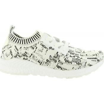 Sapatos Criança Sapatilhas MTNG 84574 ZERIT Blanco