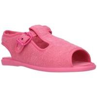 Sapatos Rapariga Sandálias Batilas 18002 Niña Fucsia violet