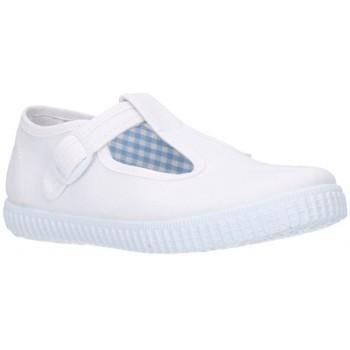 Sapatos Rapaz Sapatilhas Batilas 52601 Niño Blanco blanc