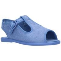 Sapatos Rapaz Sandálias Batilas 18002 Niño Azul bleu