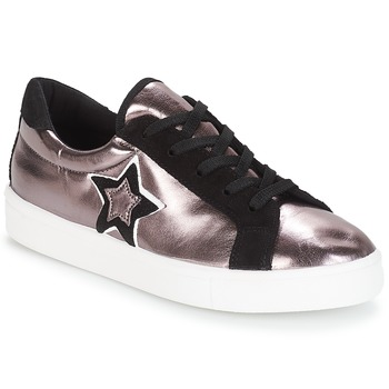 Sapatos Mulher Sapatilhas André MAX Ouro