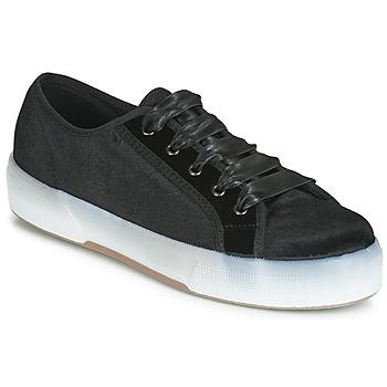 Sapatos Mulher Sapatilhas André MIRA Preto