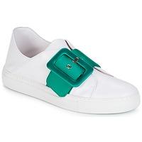 Sapatos Mulher Sapatilhas Minna Parikka ROYAL Branco