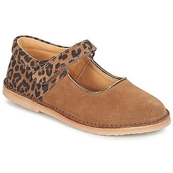 Sapatos Rapariga Sabrinas André AURORA Camel
