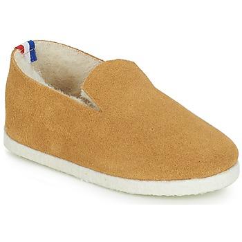 Sapatos Rapariga Pantufas bebé André BANQUISE Camel