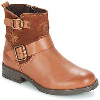 Sapatos Rapariga Botas baixas André COUNTRY GIRL Camel