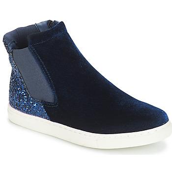 Sapatos Rapariga Botas baixas André SISSI 2 Marinho