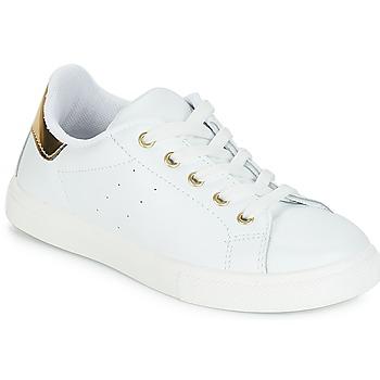 Sapatos Rapariga Sapatilhas André TAMARA Branco