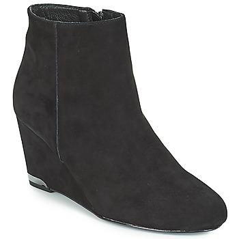 Sapatos Mulher Botins André NOEMIE Preto