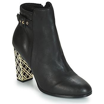 Sapatos Mulher Botins André SOIR Preto