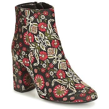 Sapatos Mulher Botins André REQUIEM Multicolor