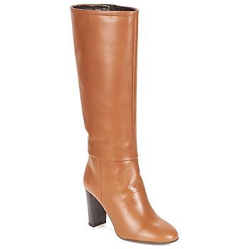 Sapatos Mulher Botas André YOLANDA Camel