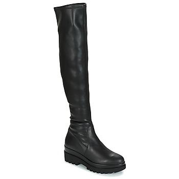 Sapatos Mulher Botas altas André SPICY Preto