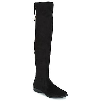 Sapatos Mulher Botas altas André DANDY Preto