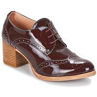 Sapatos Mulher Sapatos & Richelieu André BIRMINGHAM Bordô