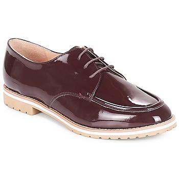 Sapatos Mulher Sapatos André CHARLELIE Bordô