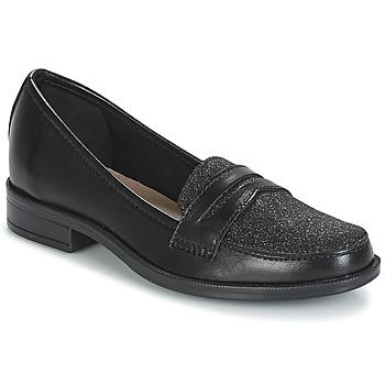 Sapatos Mulher Mocassins André LONG ISLAND Preto
