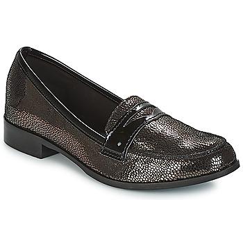 Sapatos Mulher Mocassins André JUPITER Dourado