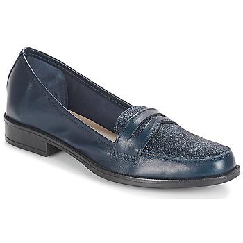 Sapatos Mulher Mocassins André LONG ISLAND Marinho