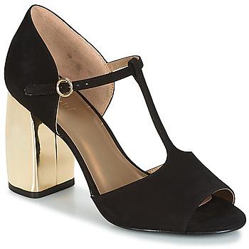 Sapatos Mulher Sandálias André ELEONORE Preto