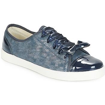 Sapatos Mulher Sapatilhas André BOUTIQUE Azul
