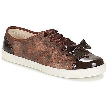 Sapatos Mulher Sapatilhas André BOUTIQUE Castanho