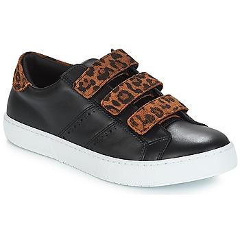 Sapatos Mulher Sapatilhas André PADDLE Leopardo