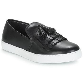 Sapatos Mulher Slip on André NEO Preto