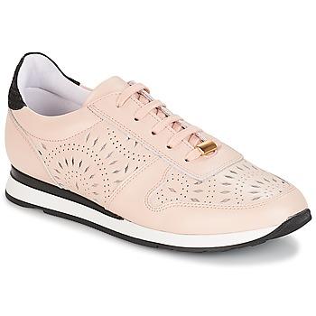 Sapatos Mulher Sapatilhas André OPALINE Bege