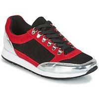 Sapatos Mulher Sapatilhas André SKA Vermelho