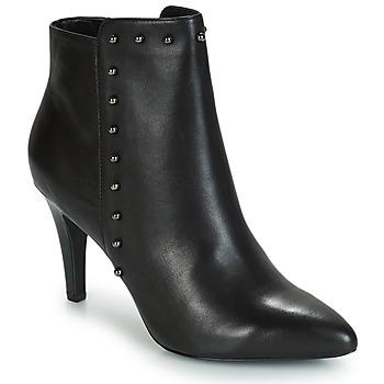 Sapatos Mulher Botins André TEA Preto