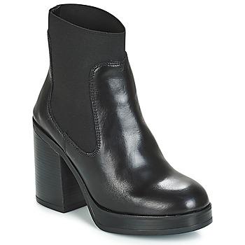 Sapatos Mulher Botins André JESSICA Preto