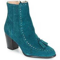 Sapatos Mulher Botins André DORIANE Azul