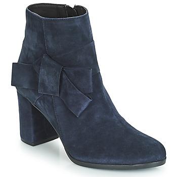 Sapatos Mulher Botins André LEONOR Azul