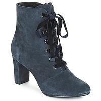 Sapatos Mulher Botins André JUSTINE Azul