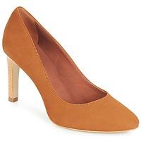 Sapatos Mulher Escarpim André MANUELA Camel