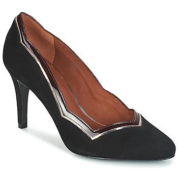 Sapatos Mulher Escarpim André PIERA Preto