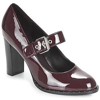 Sapatos Mulher Escarpim André JENNA Vermelho