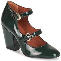 Sapatos Mulher Escarpim André ANTONELLA Verde