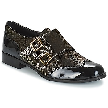 Sapatos Mulher Sapatos André SATURNE Dourado
