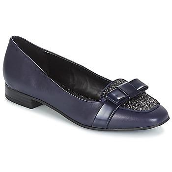 Sapatos Mulher Mocassins André ANNALISA Azul