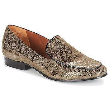 Sapatos Mulher Mocassins André BOLINIA Ouro