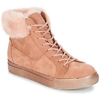 Sapatos Mulher Sapatilhas de cano-alto André ILDA Rosa